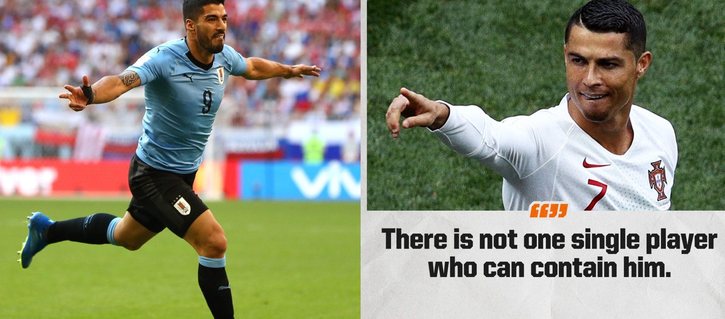 Uruguay vs Portugal