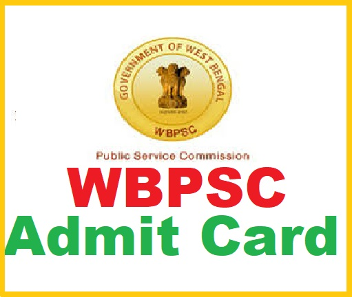 WBPSC Fire Operator Admit Card 2018